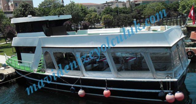 Davet Teknesi 9
